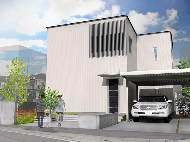 エコロジア 1,833万円(税別) 長期優良仕様住宅