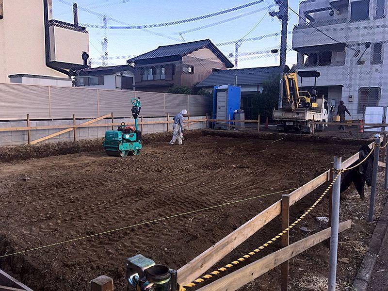東松山市神明町・新築アパート